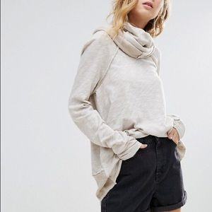 Free People Beach Cocoon Pullover